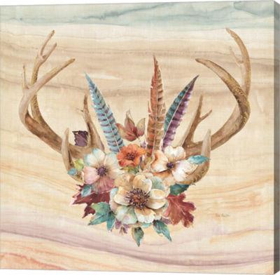 Metaverse Art Spiced Nature VIII Gallery Wrap Canvas Wall Art