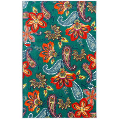 Mohawk Home New Wave Whinston Printed Rectangular Rugs