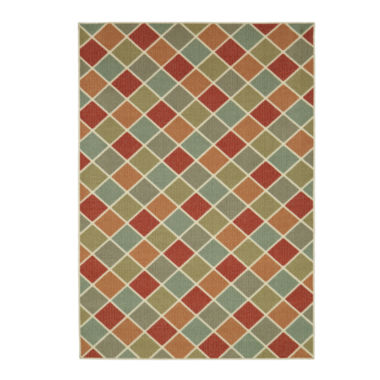 Mohawk Home Soho Ozias Printed Rectangular Rugs