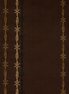 United Weavers Affinity Collection Barb Wire Rectangular Rug