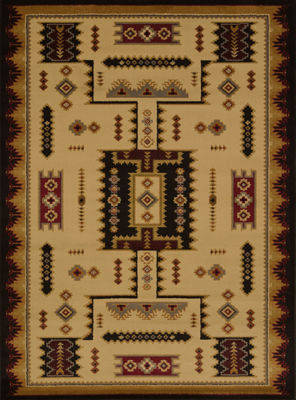 United Weavers Affinity Collection Coltan Rectangular Rug