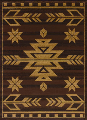 United Weavers Affinity Collection Teton Rectangular Rug