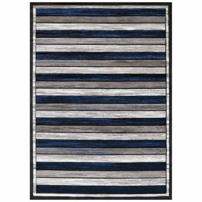 United Weavers Studio Collection Painted Duck Rectangular Rug