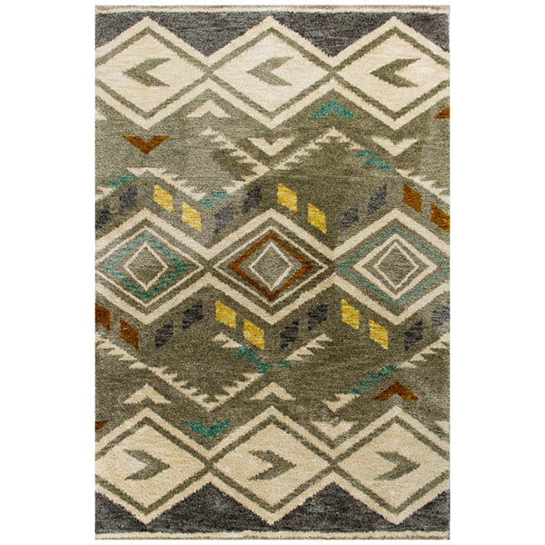 Kas Mission Rustico Rectangular Rugs