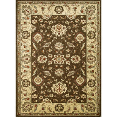 Concord Global Trading Chester Collection Oushak Area Rug