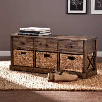 Home Décor Collections Storage Bench