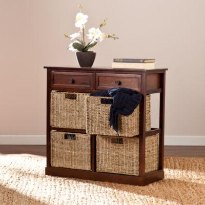 Southlake Furniture 4-Basket Storage Chest