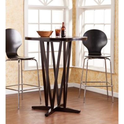 Wooden Door Kitchen Bar Table