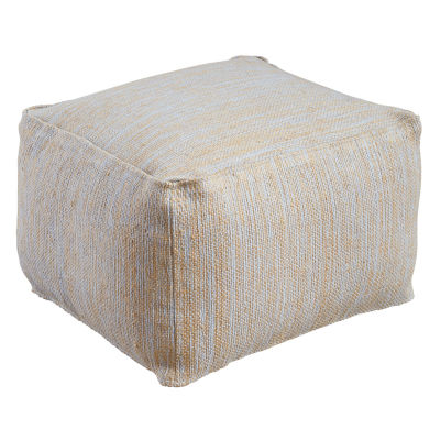 Signature Design by Ashley® Damla Pouf Ottoman