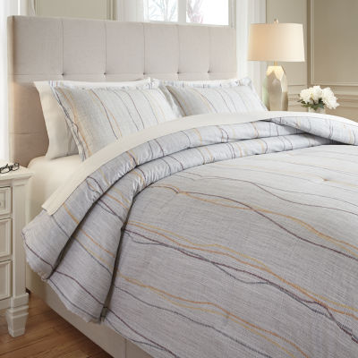 Signature Design by Ashley® Bevan Comforter Set
