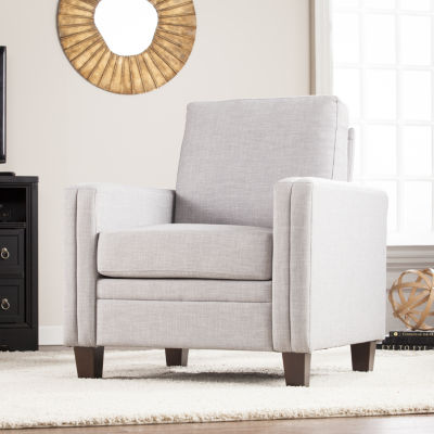 Modern Life Furniture Accent Chair - Dove Gray