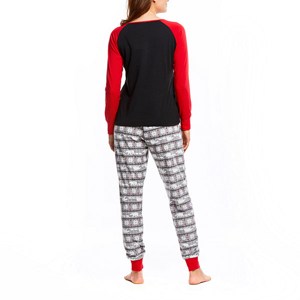 Holiday  #Fam Jams Pant Pajama Set