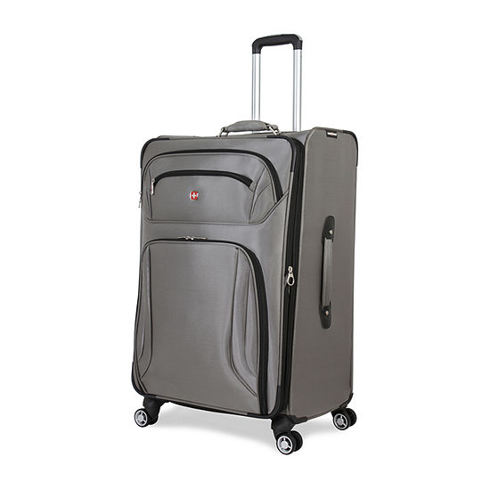 "Swiss Gear 28"" Expandable Spinner Upright Luggage"