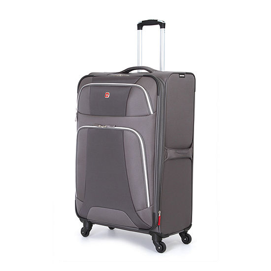 "Swissgear Monte Leone 29"" Expandable Spinner Upright Luggage"