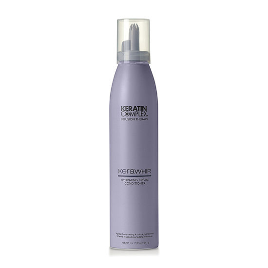 Keratin Complex Kera Whip Hydrating Cream Conditioner - 8.5 oz.