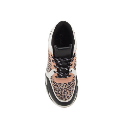 Qupid Nearby-02x Womens Sneakers Lace-up