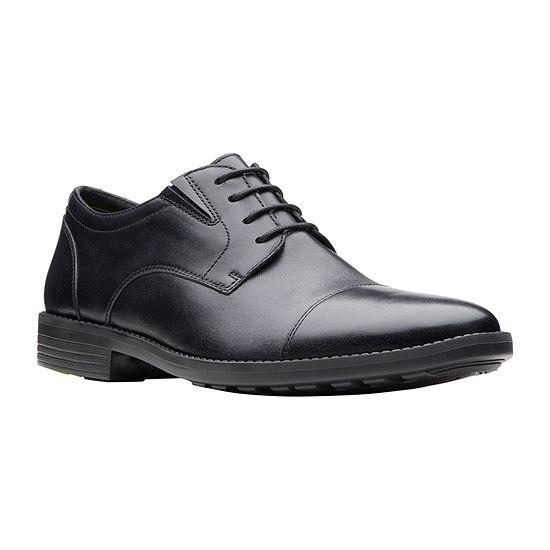 Bostonian Mens Birkett Cap Oxford Shoes