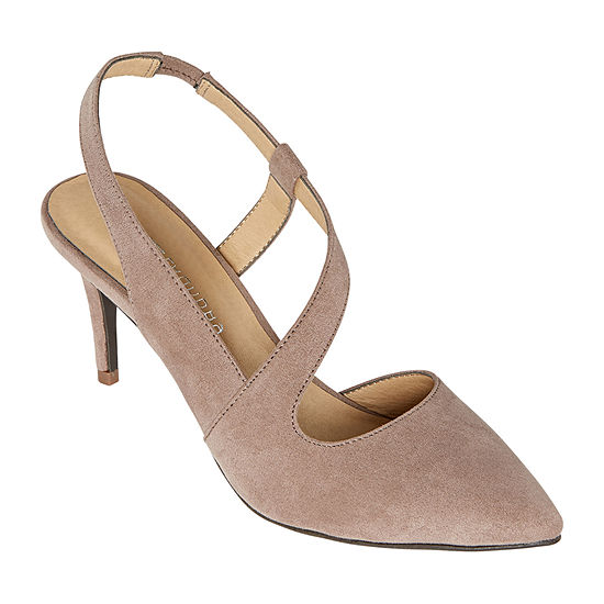 CL by Laundry Womens Odali Closed Toe Stiletto Heel Pumps