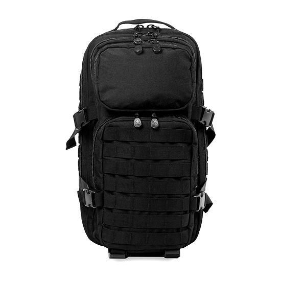 J World Devin Black Backpack