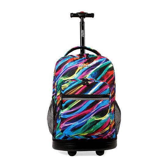 J World Sunrise Quantum Wheeled Backpack