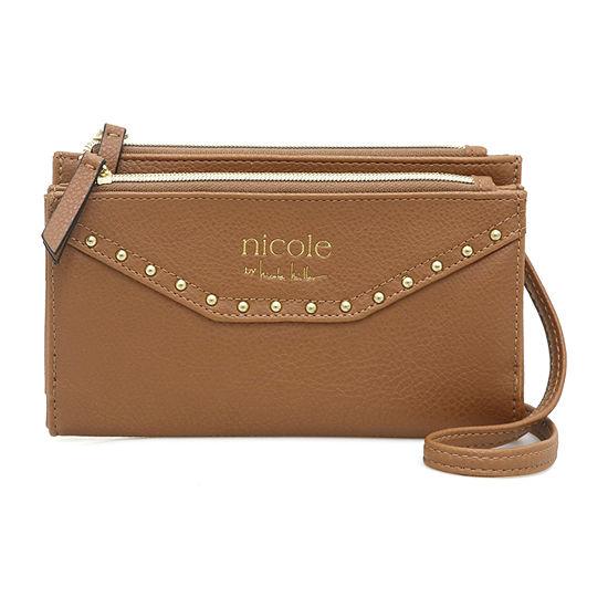 Nicole By Nicole Miller Daphne Crossbody Wallet