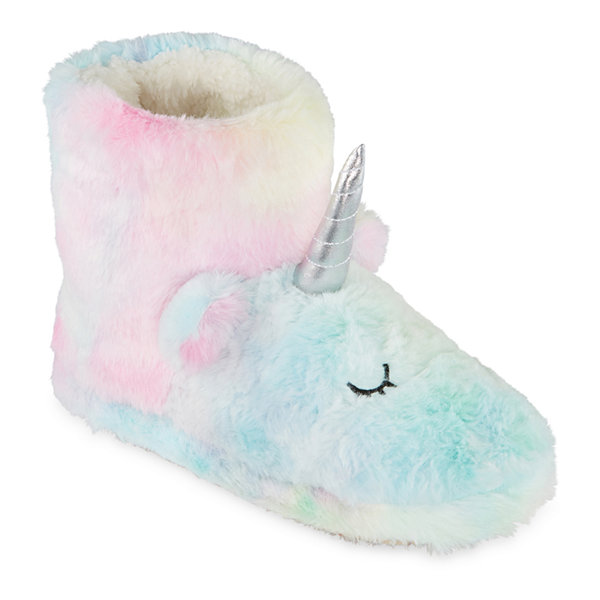 Arizona Girls Bootie Slippers