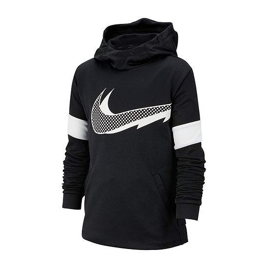 Nike Performance Fleece Boys Hoodie-Big Kid