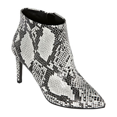 Worthington Womens Lorna Stiletto Heel Booties