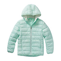Deals on Xersion Girls Midweight Puffer Jacket