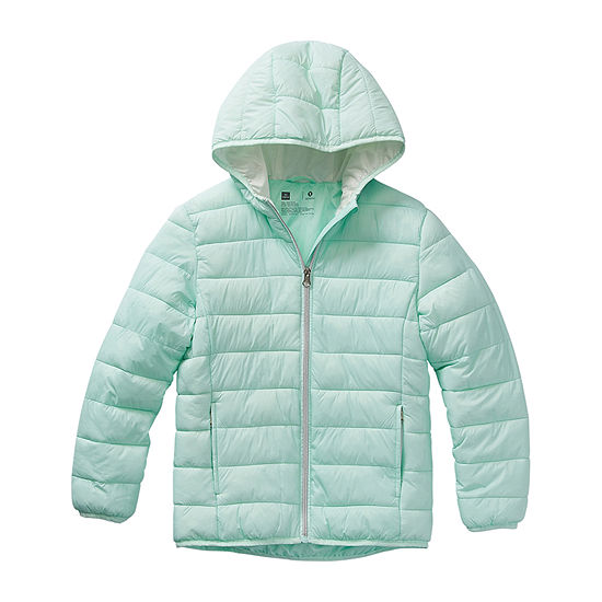 Xersion - Girls Midweight Puffer Jacket
