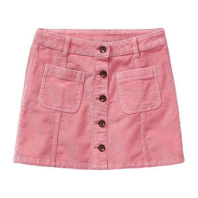 Arizona Girls Midi Denim Skirt Preschool / Big Kid
