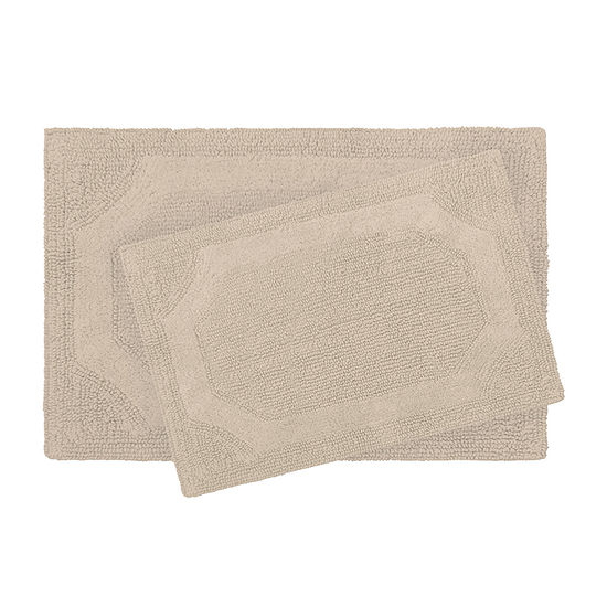Laura Ashley 2-pc. Bath Rug Set