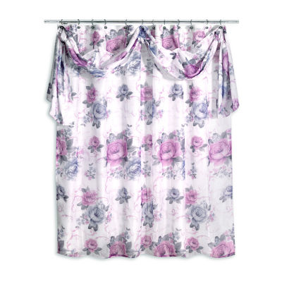 Popular Bath Michelle Shower Curtain
