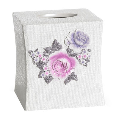 Popular Bath Michelle Tissue Box Cover