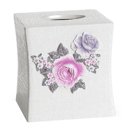 Popular Bath Michelle Tissue Box Cover