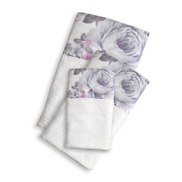Popular Bath Michelle 3-pc. Bath Towel Set