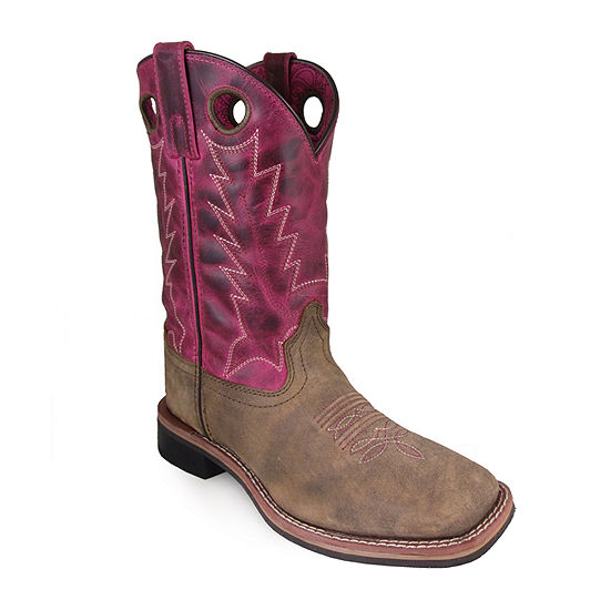 Smoky Mountain Womens Tracie Cowboy Boots