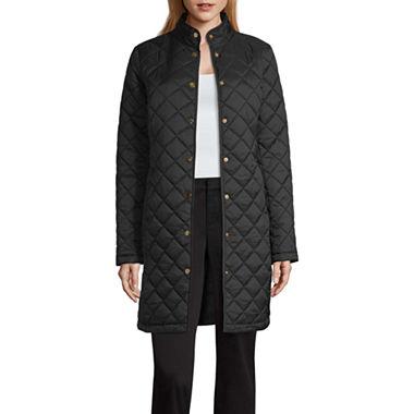 Liz Claiborne Studio Lightweight Quilted Jacket