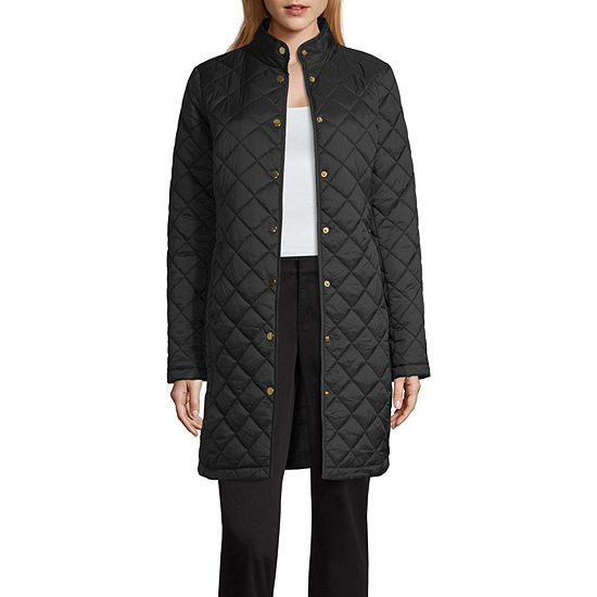 Liz Claiborne Studio Lightweight Quilted Jacket