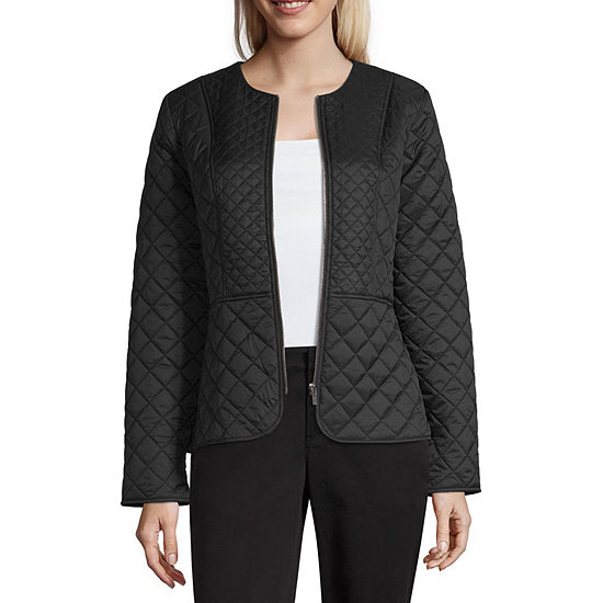 Liz Claiborne Studio Lightweight Puffer Jacket
