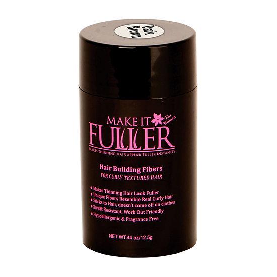 Nouritress Make It Fuller Hair Loss Concealer Fibers Dark Brown Hair Loss Treatment