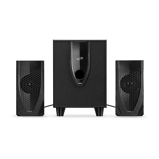 iLive IHB18B 2.1-Channel Bluetooth Speaker System