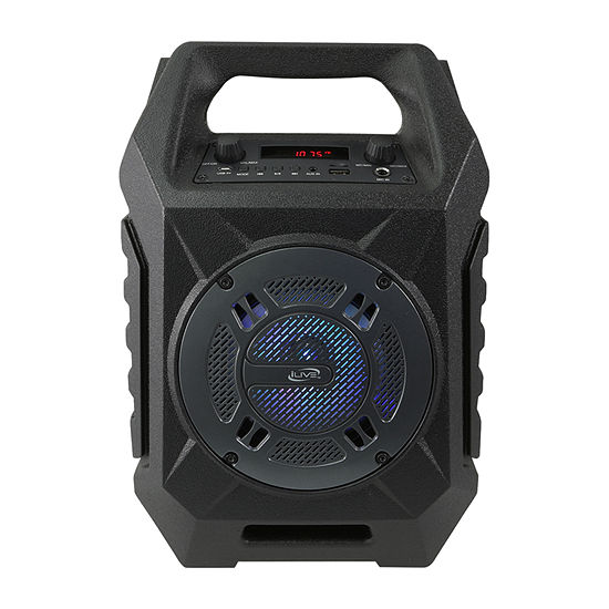 iLive ISB408B Bluetooth Wireless Tailgate Speaker