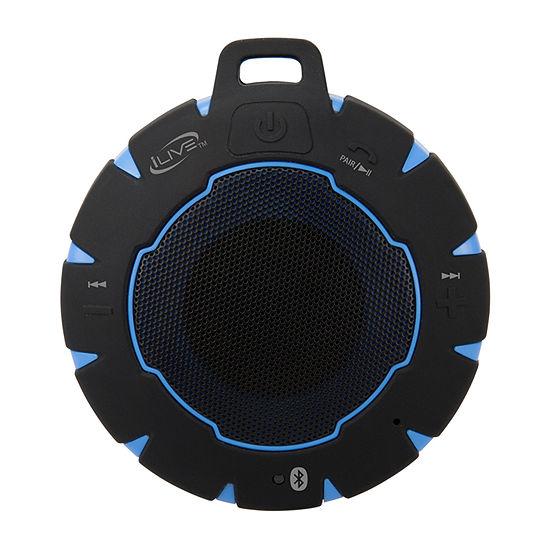iLive ISBW157 Waterproof Bluetooth Wireless Speaker