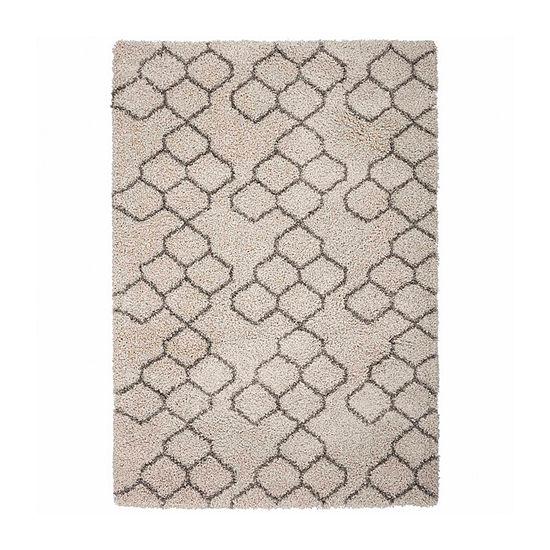 Kas Honeycomb Rectangular Indoor Rugs
