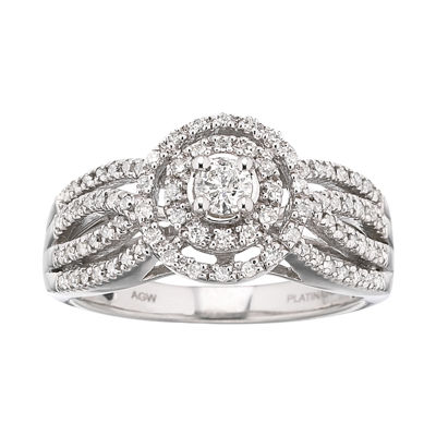 I Said Yes™ 1/2 CT. T.W. Certified Diamond Engagement Ring