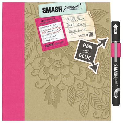 Pretty Pink SMASH Folio