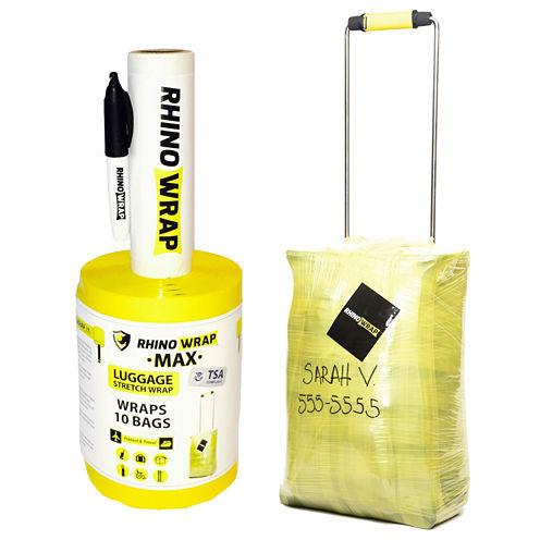 10-pc Rhino-Wrap MAX Wraps Bag Set