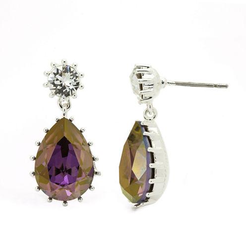 Silver Treasures Stud Earrings