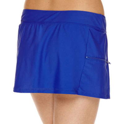 Aqua Couture Swim Skirt